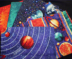 Out of This World *Glow in the Dark* Panels & Matching Material