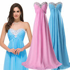 Strapless Long Formal Party Evening Dress Quinceanera Women Ball Gown Prom Dress