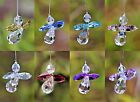 Guardian Angel Sun Catcher/Rainbow Maker Swarovski Crystal Elements + Gift Bag