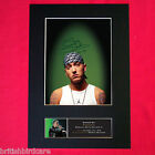 EMINEM Slim Shady Signed Autograph Mounted Photo Repro A4 Print 69