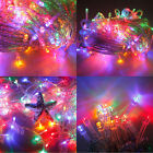 LED Fairy String Light Colorful Blink Wedding Christmas Holiday Ideal Decoration