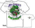Rat Fink Shirt Ed Roth Rat Fink Big Daddy Clothing Ed Roth T Shirts My Space Tee