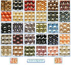 50pcs Swarovski Crystal Pearls Beads 5810 Round 4mm * Many Colours *