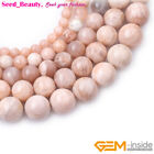"Natural Gemstone Genuine Sunstone Jewelry Making Beads 15"" Light Pinkish Purple"