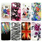 New Painted Patterns Colorful Hard Plastic Back Case Cover For LG Google Nexus 5