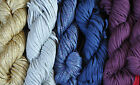 ChunkyTape yarns 100g skeins .5cm width knitting weaving and embellishing