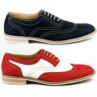 Ferro Aldo Mens Lace Up Dress Classic Oxford Shoes w/ Leather lining M-139001A
