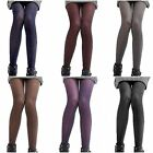 Women Sexy Seamless Sheer Fishnet Footed Pantyhose Tights Stockings