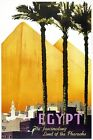 TX262 Vintage 1930's Egypt Land Of The Pharaohs Travel Poster A1/A2/A3/A4