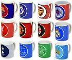 OFFICIAL FOOTBALL CLUB - CERAMIC BULLSEYE CREST MUG SOUVENIR - NEW GIFT XMAS