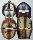 Historical Helmet Face Masks - Great for Parties - 1st Class Post