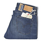 LEVI'S MADE AND CRAFTED CUTTER STANDARD JEANS HERMOSA RRP £200