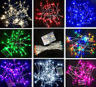 3M/30 4M/40 LED AA Battery Power String Fairy Lights Xmas Party Wedding Decor