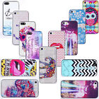 Hot Printed Hybrid Pattern Hard Vogue Back Case Cover Skin For iPhone 4 4S A28