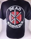 BK DEAD KENNEDYS ROCK HARDCORE ALTERNATIVE PUNK MEN'S T-SHIRT