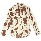 LEVI'S VINTAGE CLOTHING SS14 1960S LONG SLEEVE SHIRT COW RRP £150