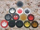 STAR WARS New Jedi Order Tactical Military Morale 3D PVC Patch $6.49 CAD