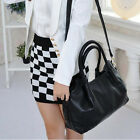 Hot Europe Shoulder Bag Leather Lady Casual Handbag   [HA]