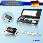 150/200mm Neu LCD Digitaler Messschieber Digitale Schieblehre Etui Caliper