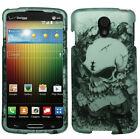 Snap On Protector Hard Cover Phone Case for LG Lucid 3 VS876 AS876 LTE