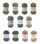 SIRDAR FAROE SUPER CHUNKY Knitting Wool - CHOICE OF SHADES  ( P&P Discounts )