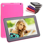 "iRULU 9"" Android 4.4 8GB Tablet PC Quad Core & Camera WiFi Pink w/ Multi Case"