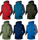 NEW Men Trendy Good Waterproof Breathable Hiking Jacket Ski Outdoor Jacket