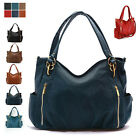 NEW Womens Shoulder Bag Hobo Tote Satchel Handbag Bag Cross Body Large