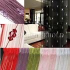3 Beads String Curtain Door Divider Tassel Fly Screen Room Window Home Decor
