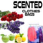 Clothes Scented Cover Suit Protector Travel Storage Bag Fresh Garment Dust Clean