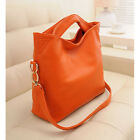 Hotsell Women Leather Handbag Shoulder Bag Large Cross body Tote   [HA]