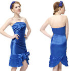 Ever Pretty Blue Mini Cocktail Party Womens Fashion Dresses 03770 SZ 08 10 12 14