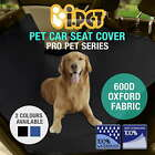 Waterproof Pet Cat Dog Car Back Seat Cover Hammock Protector Mat Blanket BL/BU