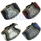 Mens Sports Wrist Watch Colors Fashion OULM Russian Army Military Dual Time