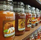 A E Scents Yankee Candle LARGE 22 oz JAR TUMBLER CANDLES New  Retired CHOICES