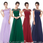 Ever Pretty Elegant Ladies Bridesmaid Formal Long Ball Gowns Evening Dress 09993