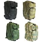 30L MOLLE TACTICAL ASSAULT ARMY BACKPACK MILITARY STYLE RUCKSACK CAMPING HIKING