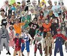 Adult Mens Zombie Costumes Halloween Party Fancy Dress Smiffys Outfits