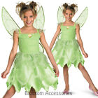 CK179 Tinkerbell Fairy Peter Pan Fairie Dress Up Child Girl Book Week Costume
