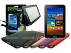 "Leather Case+Screen Protector+Stylus for Samsung Galaxy Tab 7.0"" Plus"