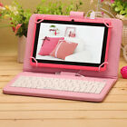 """iRULU eXpro X3 7"""" Android 6.0 Quad Core 16GB Multi-Color GSM Tablet w/ Keyboard"""