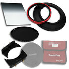 WonderPana FreeArc Core, Lens Cap, Grad ND, 145mm ND16 Filters for Sigma 12-24mm