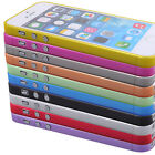 New Ultra Thin 0.3mm Matte Skin Cell Phone Hard Case Cover For iPhone 5 5S 5G