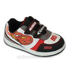 Boys Disney Pixar Car Trainers MCQUEEN Kids Velcro Shoes Infants Running Casual