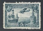 Spain stamps 1930 MI 561 DOUBLE Perforation signed Roig  MLH  VF