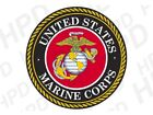 UNITED STATES MARINE CORPS Vinyl Decal / Sticker Full Color Marines Seal