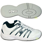 K-Swiss Kinder Tennisschuhe Optim IV Carpet weiß/blau