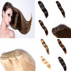 """100% Remy Multicolor 12""""-26"""" Women's human hair extensions straight wefts 100g"""