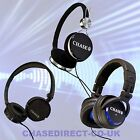 Chase Stereo Headphones For Digital Piano Electric Guitar DJ Studio Recording