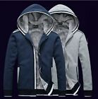 New Fashion Slim Men's warm hooded jacket-2Color-4 Size 3008